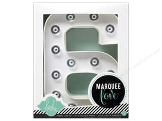 "Everything You Love Sale: American Crafts Heidi Swapp Marquee Love Number Kit 8 1/2 in. ""6"""