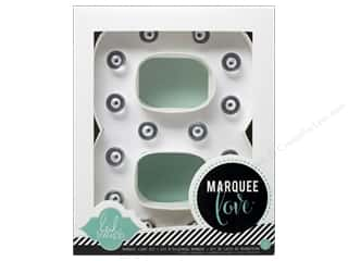 "craft & hobbies: Heidi Swapp Marquee Love Number Kit 8 1/2 in. ""8"""