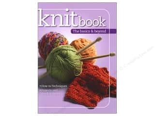 knitting books: Knit Book The Basics And Beyond by Landauer Publishing
