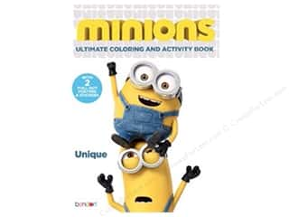 Minions Ultimate Coloring & Activity Book by Bendon
