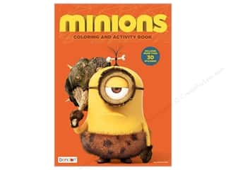 Bendon Publishing: Bendon Coloring & Activity Book Minions