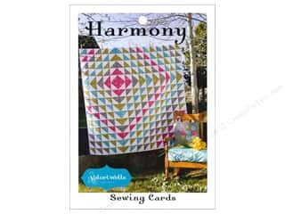 Stitchin' Post Harmony Sewing Card Pattern