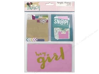 Simple Stories: Simple Stories Collection So Fancy Snap Cards Foil
