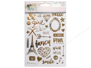 Theme Stickers / Collection Stickers: Simple Stories So Fancy Collection Sticker Photo