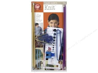Boye I Taught Myself To Knit Kit