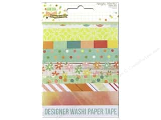 theme stickers  summer: Simple Stories Collection Summer Vibe Washi Paper Tape