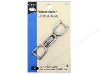 Fashion Buckle by Dritz 1/2 in. Silver
