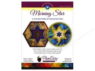 Table Runners / Kitchen Linen Patterns: PlumEasy Morning Star Pattern