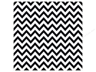 Bella Blvd Clear Cuts Transparency 12 x 12 in. Color Chaos Chevies Black