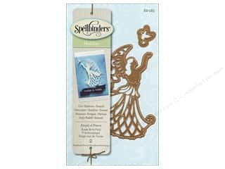 Spellbinders D-Lites Die Angel of Peace