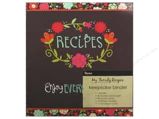 Mother's Day Gift Ideas: Darice Recipe Binder Happy Day Floral