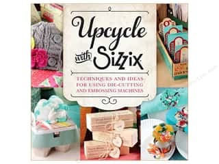 paper craft books: Creative Publishing Upcycle With Sizzix Book