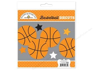 die cuts: Doodlebug Die Cuts Slam Dunk Basketball