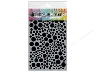 craft & hobbies: Ranger Dylusions 5 x 8 in. Stencil Holes