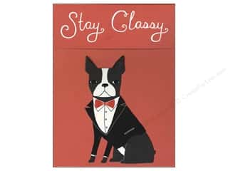 gifts & giftwrap: Molly & Rex Pocket Note Pad Stay Classy