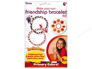Darice Kit Friendship Bracelet Primary
