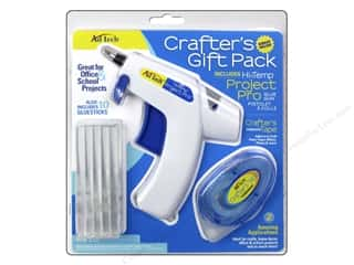 Hot glue gun: Adhesive Technology Crafter's Gift Pack