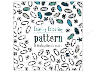 Batsford Publishing: Batsford Calming Coloring Patterns Book
