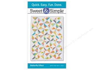 Weekly Specials Pattern: That Patchwork Place Sweet & Simple Butterfly Effect Pattern (6 pieces)