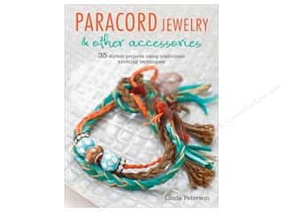 beading & jewelry making supplies: Cico Paracord Jewelry & Other Accessories Book