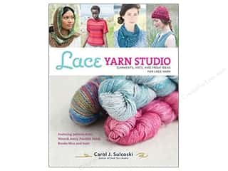 books & patterns: Lark Lace Yarn Studio Book