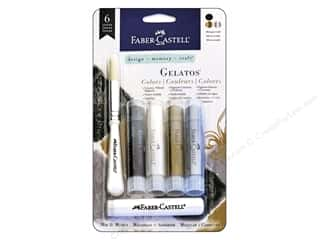 stamps: FaberCastell Gelatos Mix & Match Set Masquerade