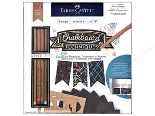 Holiday Gift Ideas Simply Art Starter Kit: Faber-Castell Kits Chalkboard Techniques