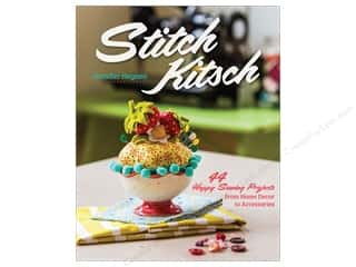 Stash By C&T Stitch Kitsch Book