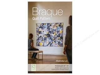 Books & Patterns: Stash By C&T Braque Quilt Pattern