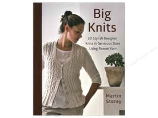 knitting books: St Martin's Griffin Big Knits Book