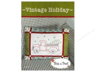 books & patterns: This & That Vintage Holiday Pattern