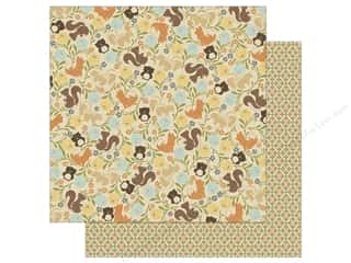 Authentique: Authentique 12 x 12 in. Paper Nestled Scurry (25 sheets)