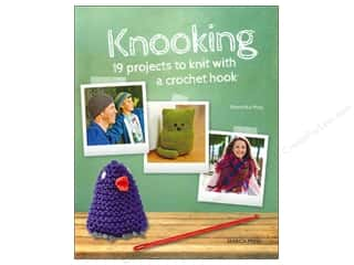 yarn: Knooking Knit With a Crochet Hook Book by Veronika Hug