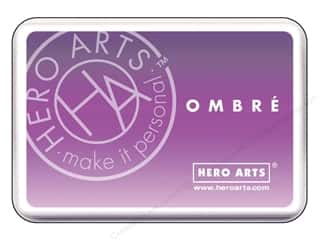 ombre ink pad: Hero Arts Ink Pad Ombre Lilac/Grape Purple