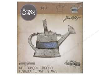 Sizzix Bigz Dies Watering Can by Tim Holtz