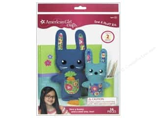 Weekly Specials American Girl Book Kit: American Girl Kit Sew & Stuff Bunny