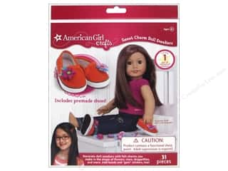 Weekly Specials American Girl Book Kit: American Girl Kit Sweet Charm Doll Sneakers