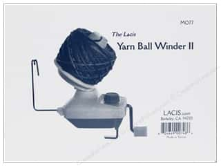Lacis Wool Yarn Ball Winder Plastic II