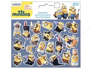 scrapbooking & paper crafts: SandyLion Sticker Mini Foldover Universal Studios Minions Movie