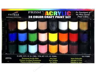 paint: Palmer Acrylic Paint Set 24 pc.