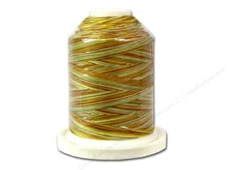Signature 100% Cotton Thread 700 yd. #M09 Variegated Golden Harvest