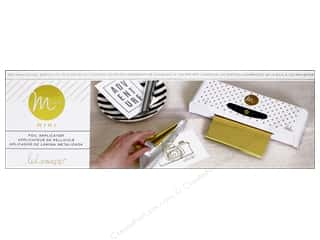 scrapbooking & paper crafts: Heidi Swapp Minc Foil Mini Applicator & Starter Set