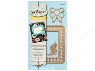 Spellbinders D-Lites Die All Wrapped Up