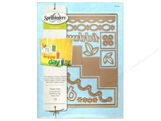 Spellbinders: Spellbinders Pop Ups Die Step Card Happy Days