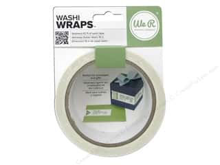 Weekly Specials We R Memory Washi Tape: We R Memory Keepers Washi Wraps Address