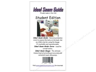 seam gauge: Sew Very Smooth Notions Seam Guide Kit Student Edition