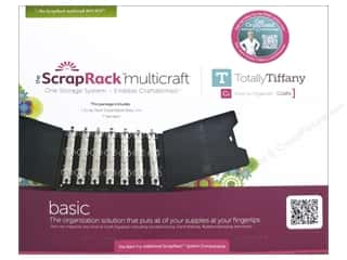 scrapbooking & paper crafts: Totally Tiffany Organizers ScrapRack Multicraft Base Unit