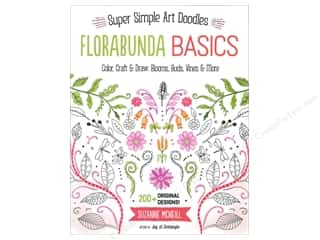 books & patterns: Design Originals Florabunda Basics Super Simple Art Doodles Book