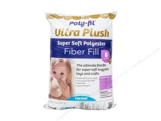 Fairfield Fiber Soft Touch Poly Fil Supreme Bag 8oz