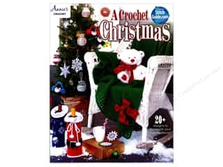 yarn  books: Annie's A Crochet Christmas Book